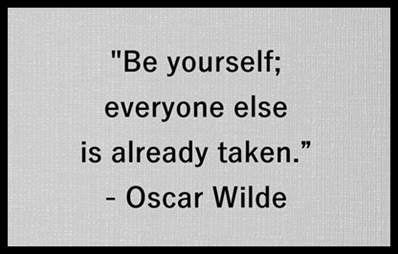 cre8 sales solutions quotes about being yourself cre8 sales solutions